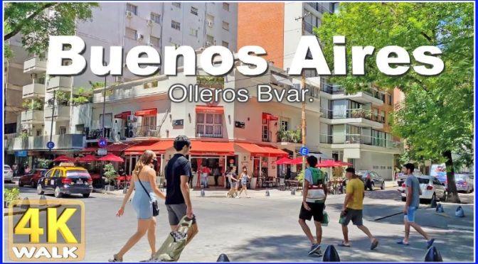 Walks: 'Buenos Aires – Argentina' (4K Video)