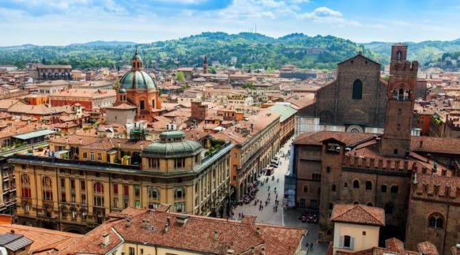 Walking Tours: 'Bologna – Northern Italy' (4K Video)
