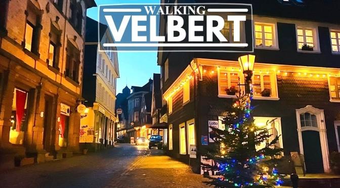 Walking Tours: 'Velbert – Germany' (4K Video)