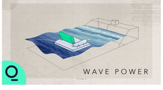 Green Energy: Harnessing Ocean Wave Power (Video)
