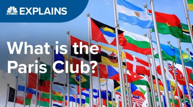 Analysis: 'What Is The Paris Club Of 22 Countries?'