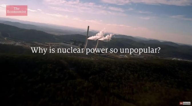 Nuclear Power: 'Why Is It So Unpopular?' (Video)