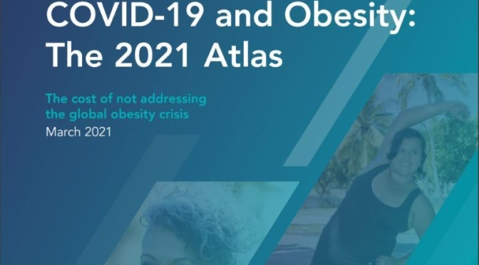 Obesity & Covid-19: Death Rates 10X Higher In '50%+ Overweight Nations'