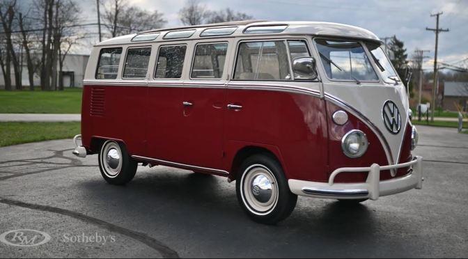 Classics: '1967 Volkswagen 21-Window MicroBus'
