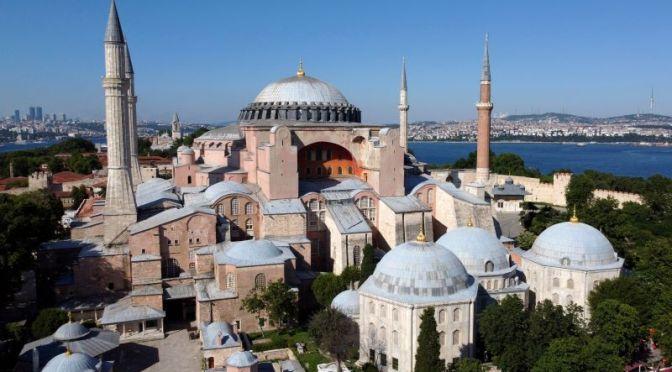 360° Tour: 'Hagia Sophia – Istanbul, Turkey' (5K Video)