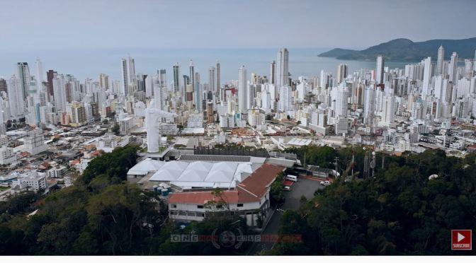 Aerial Views: 'Balneário Camboriú – Brazil' (4K)