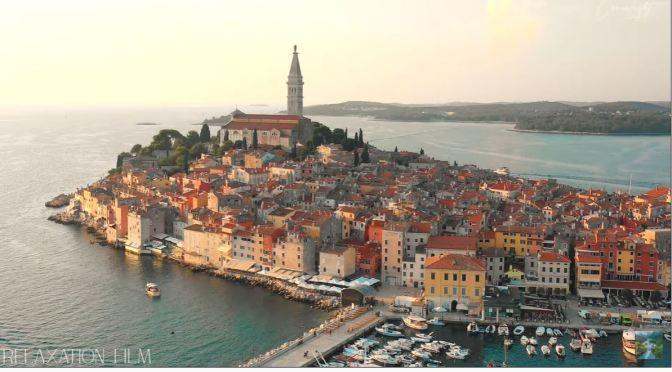 Aerial Views: 'Croatia – Southeast Europe' (4K)