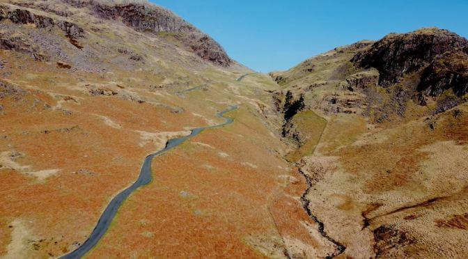 Views: 'Hardknott Pass – Lake District, England' (4K)