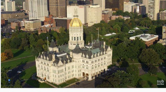 Aerial Views: 'Hartford – Connecticut' (4K Video)