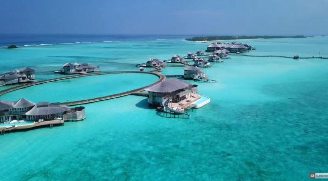 Island Views: The 'Republic Of Maldives' (4K Video)