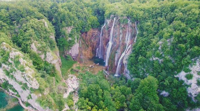 Views: Plitviče Lakes National Park, Croatia
