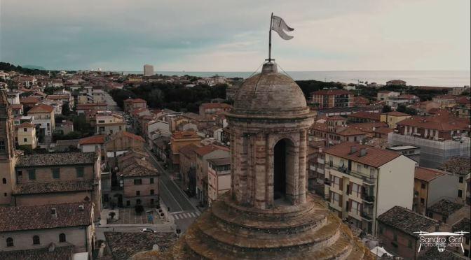 Aerial Views: 'Porto San Giorgio – Italy' (Video)