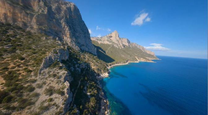 Aerial Views: The Rocky Coastlines Of 'Sardinia'