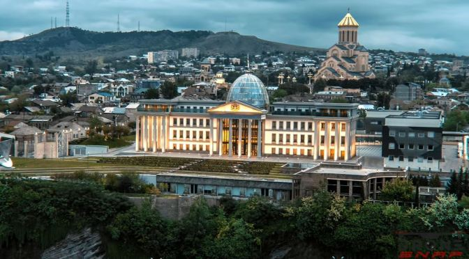 City Views: 'Tbilisi – Capital Of Georgia' (4K Video)