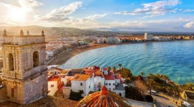Aerial Views: 'Valencia – Spain' (4K UHD Video)
