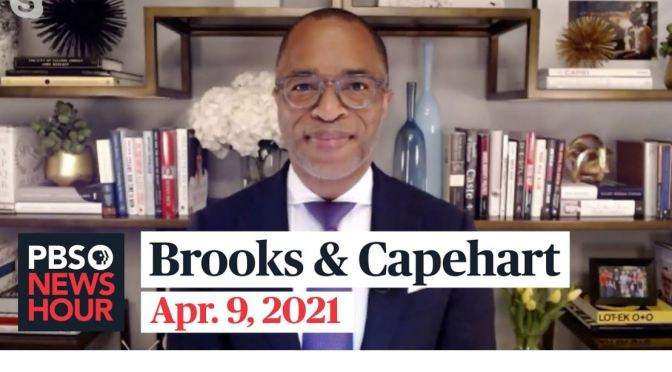 Political News: 'Brooks & Capehart' On The Senate Filibuster, Reconciliation
