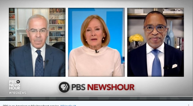 Political Analysis: 'Brooks & Capehart' On Climate Summit, Police In America
