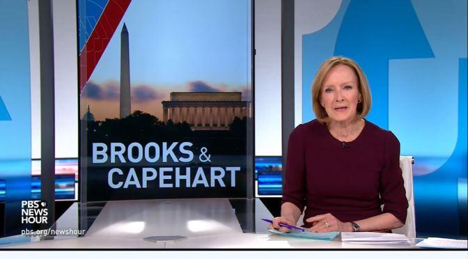Political Analysis: Brooks & Capehart On Republican Ideals, Biden's Speech