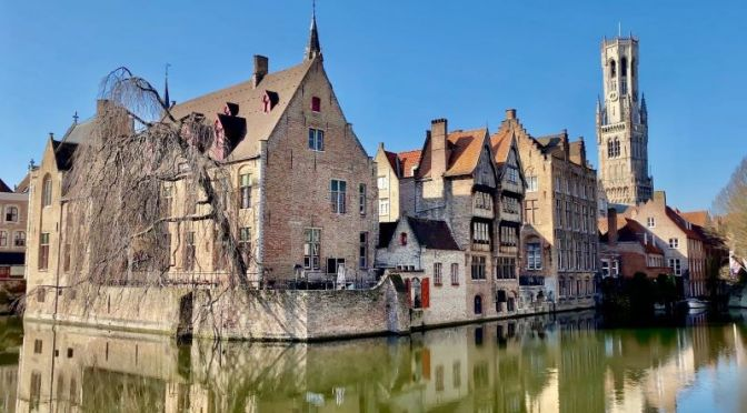 Walking Tours: 'Bruges – Northwest Belgium' (4K)