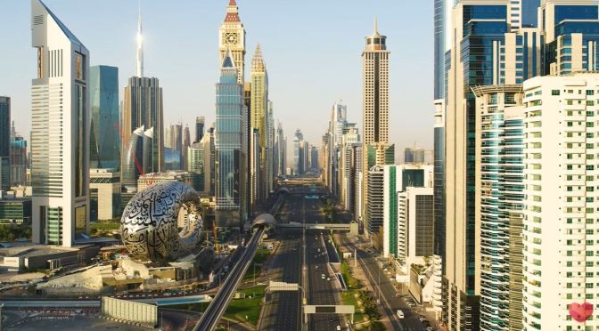 City Views: 'Dubai – United Arab Emirates' (4K Video)