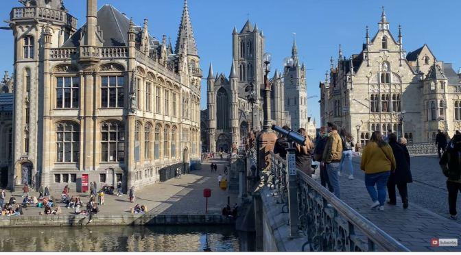 City Views: 'Ghent – Belgium' (4K UHD Video)