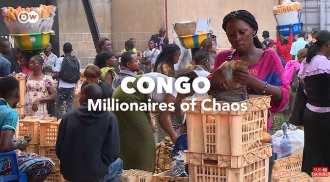 Views: Lives Of The Super-Rich In Congo, Africa