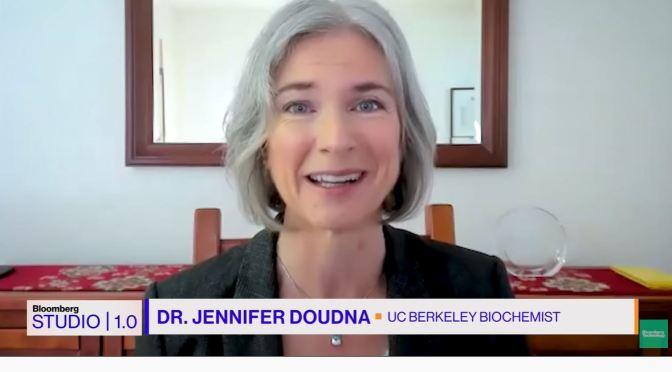CRISPR Technology: Dr. Jennifer Doudna On Its Medical Ethics (Video)