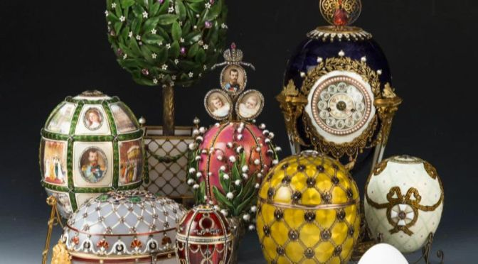Artistry: 'The Lore Of Fabergé Eggs' (Video)