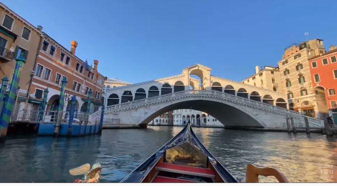 Gondola Tour: Grand & Small Canals Of Venice