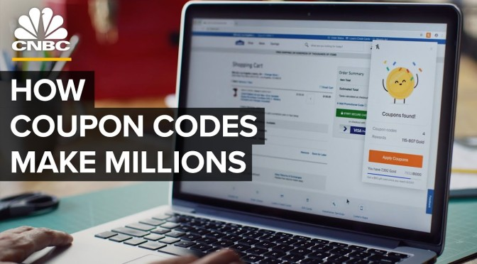 Online Shopping: 'Digital Coupon Codes' – Making Curators Millions (Video)