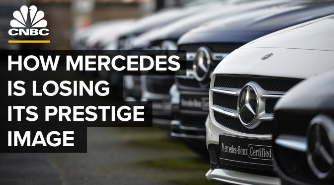 Analysis: Why Mercedes-Benz Is No Longer An 'Aspirational Brand'