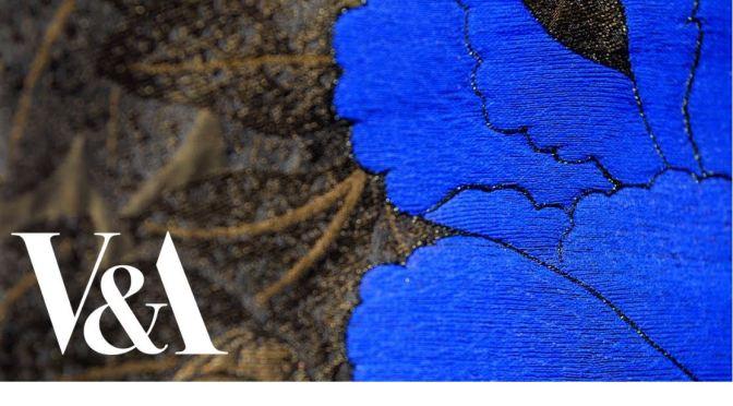Artistry: Making 'Hikihaku Obi' Textile In Japan (Video)
