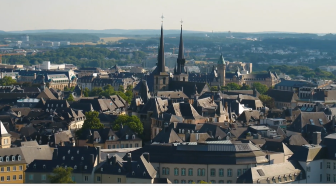 Views: 'Luxembourg' (4K)