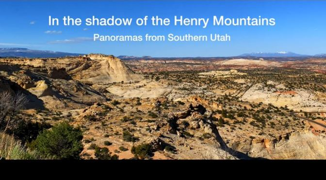 Views: Henry Mountains – Southeast Utah (Video)