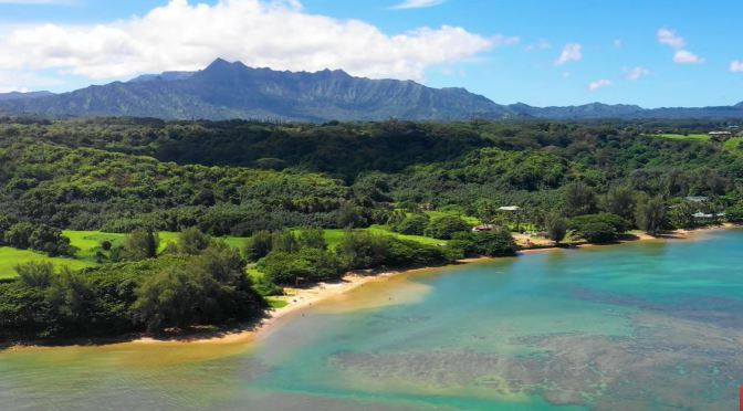 Island Views: 'Kauai – Hawaii' (8K UHD Video)