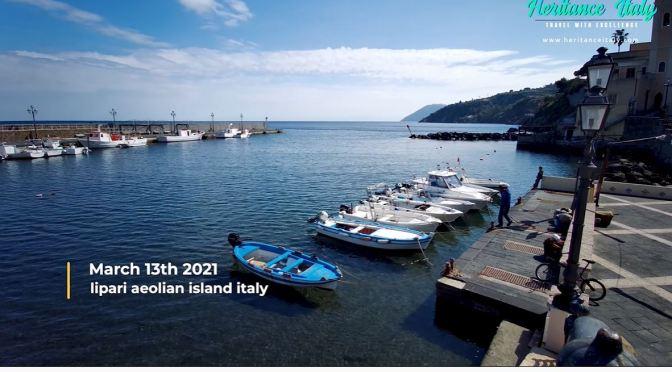 Walking Tours: Lipari – Aeolian Islands, Italy