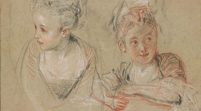 Artist Profiles: French Painter Jean-Antoine Watteau (1684-1721)