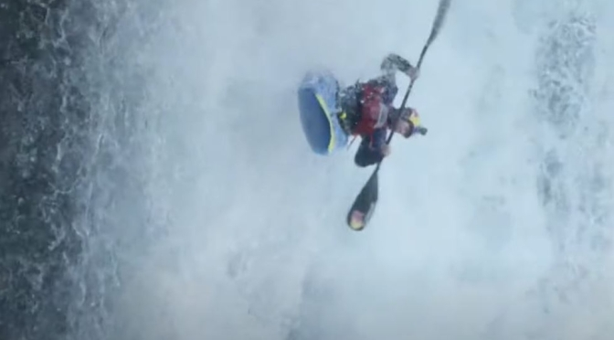 Extreme Sports: Kayaker 'Flips' Off Waterfall In Araucania, Chile (Video)