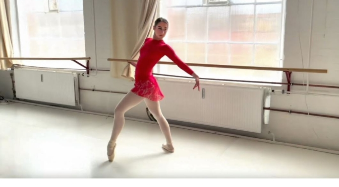 Classical Views: Ballerina Dances To 'La Follia' By Antonio Vivaldi (Video)