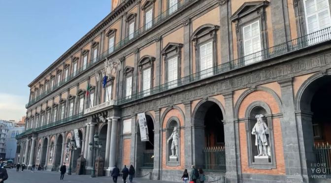 Guided Walking Tour: 'Naples – Italy' (Video)