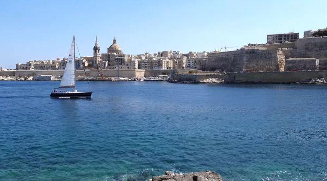 Coastal Walks: Manoel Island, Malta (4K Video)