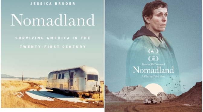 Reviews: 'Nomadland' – Jessica Bruder Book Now An Award-Winning Movie