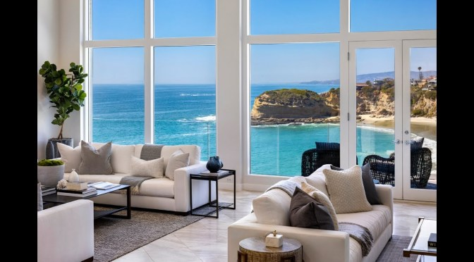 Ocean Views: 'Laguna Beach – California' (Video)