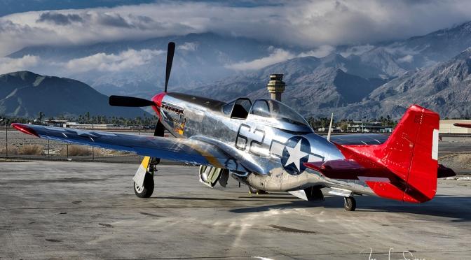 California Views: 'Palm Springs Air Museum'