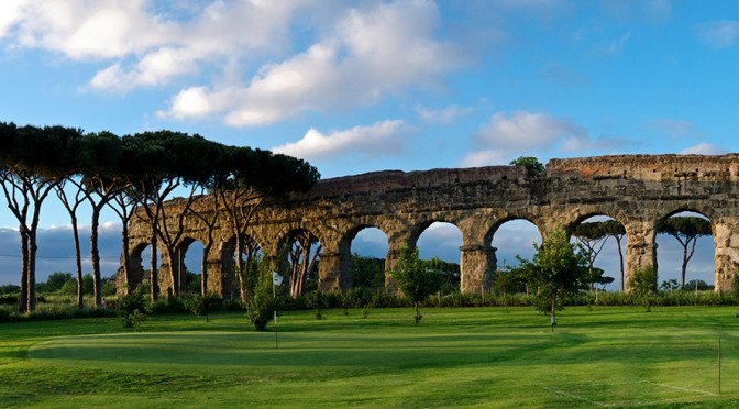 Bike Tours: 'Park Of The Aqueducts' – Rome (4K)