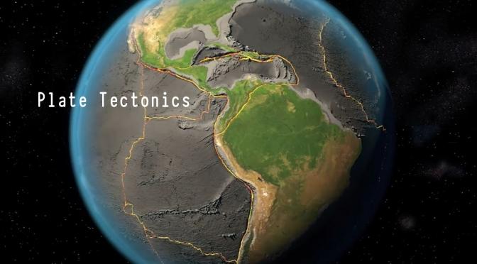 Views: 'Plate Tectonics – Keys To Geologic History'