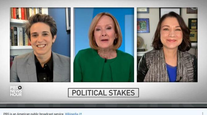 Politics Monday: Tamara Keith And Amy Walter On Biden's Ratings & Speech