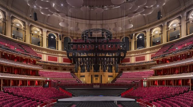 Views: London's 'Royal Albert Hall' At 150 Years