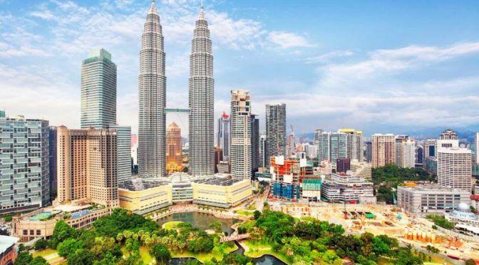 Skyline Views: 'Kuala Lumpur – Malaysia' (4K)
