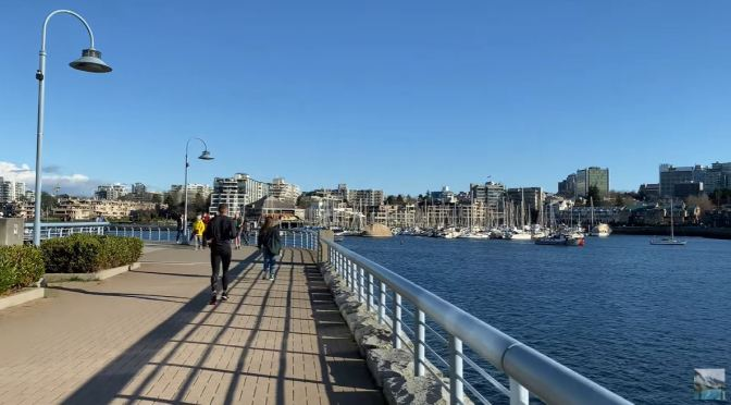 Spring Walks: Vancouver – British Columbia, Canada